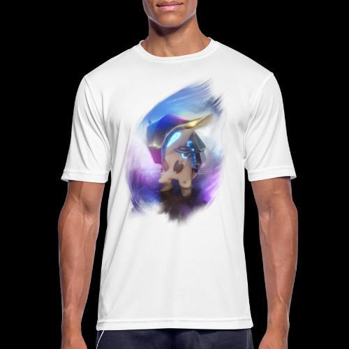 Polarities Armadillo - Men's Breathable T-Shirt
