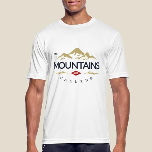 Outdoor mountain - T-shirt respirant Homme