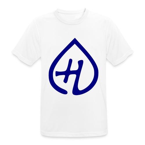 Hangprinter logo - Andningsaktiv T-shirt herr