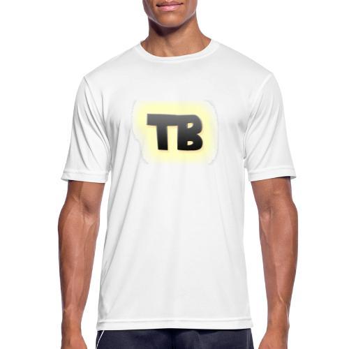 thibaut bruyneel kledij - Mannen T-shirt ademend actief