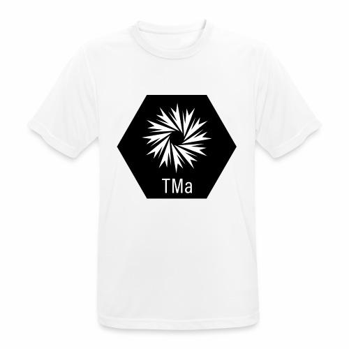 TMa - miesten tekninen t-paita