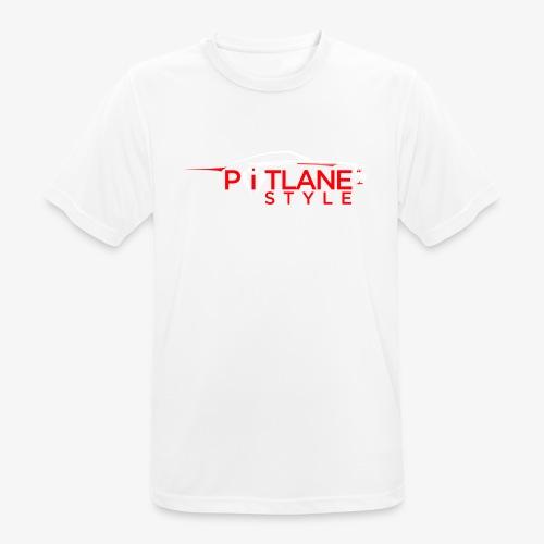 PitLaneStyle - Men's Breathable T-Shirt