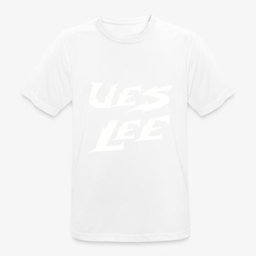 LetrasULB - Camiseta hombre transpirable