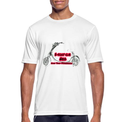 Neorider Scooter Club - T-shirt respirant Homme