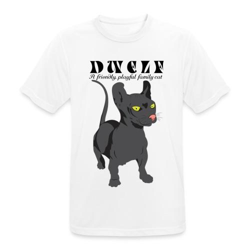 DWELF - miesten tekninen t-paita