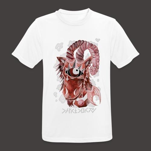 capricorne Négutif - T-shirt respirant Homme