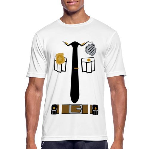 Police Patrol - Men's Breathable T-Shirt