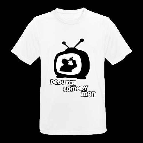 DeDutchComedyMen - mannen T-shirt ademend