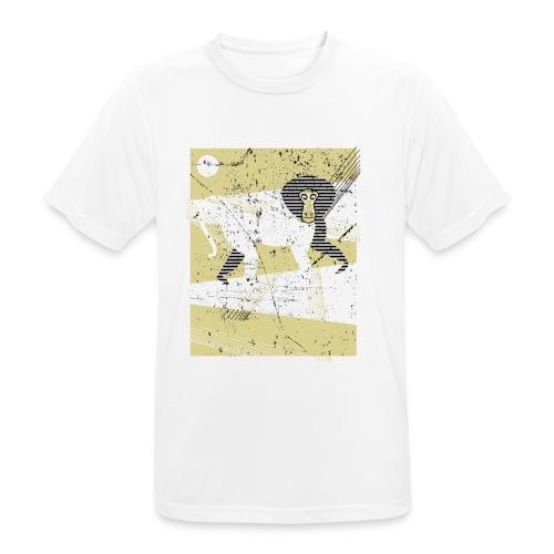 Ethiopian Baboon - Maglietta da uomo traspirante