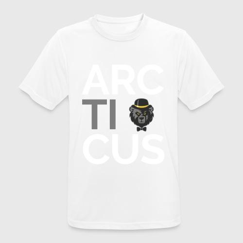 Arcticus font - Men's Breathable T-Shirt
