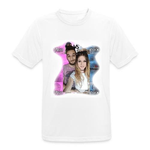 Tina VS Ivan - Men's Breathable T-Shirt