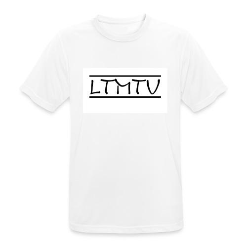 LTMtv Merch - Männer T-Shirt atmungsaktiv