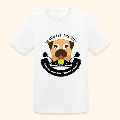 Territorio Perruno - Camiseta hombre transpirable