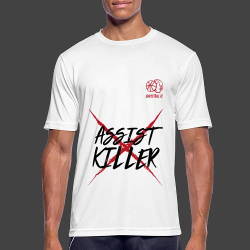 ASSIST KILLER - Männer T-Shirt atmungsaktiv