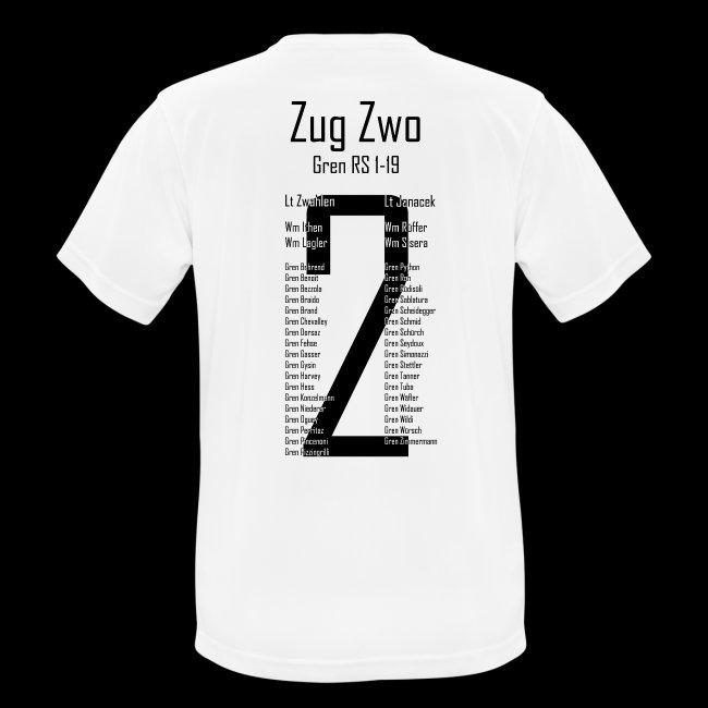 T-Shirt Sport Zug 2 Gren RS 1-19