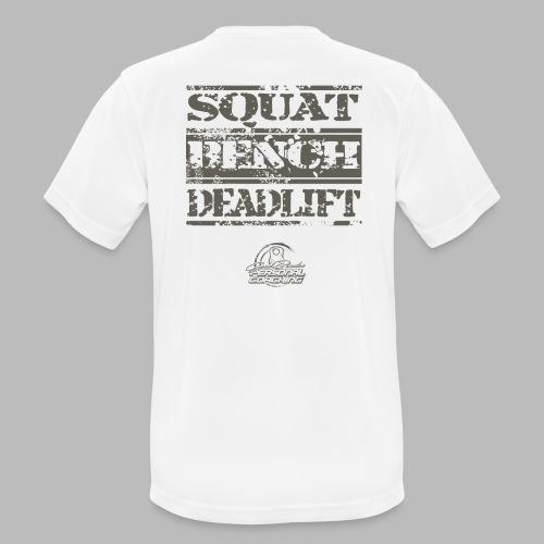 GerdB_3PRINTz(bitte max. 40° verkehrt waschen) - Männer T-Shirt atmungsaktiv