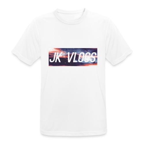 Galaxy Logo - Men's Breathable T-Shirt