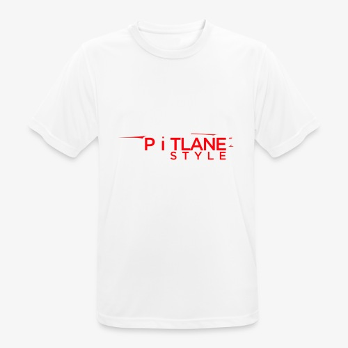 PitLaneStyle - Men's Breathable T-Shirt