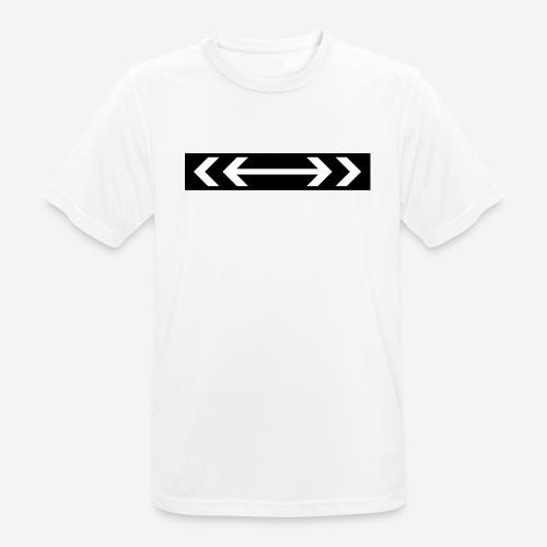 Design2 - Männer T-Shirt atmungsaktiv