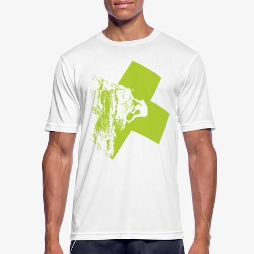 Climbing - Men's Breathable T-Shirt