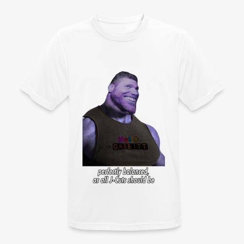 Grantos - Men's Breathable T-Shirt