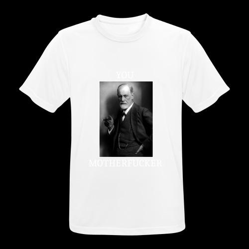 Sigmund Freud MEME - T-shirt respirant Homme