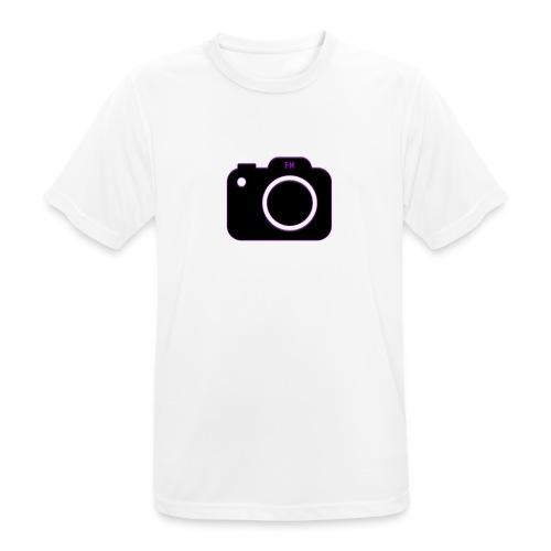 FM camera - Men's Breathable T-Shirt