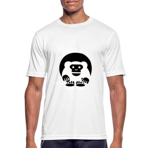 Jamming Monkey - T-shirt respirant Homme