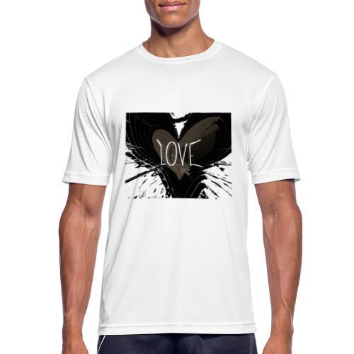 explosion d amour - T-shirt respirant Homme