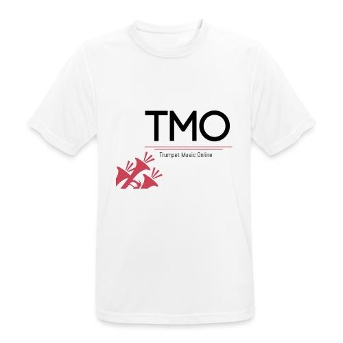TMO Logo - Men's Breathable T-Shirt