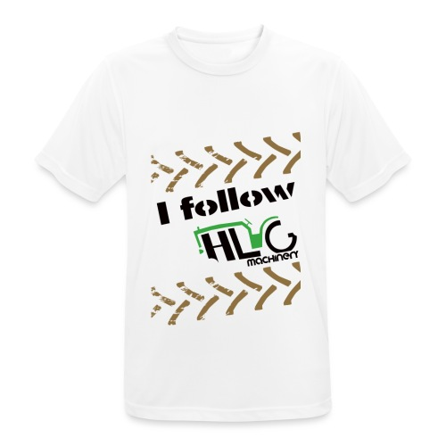 Je suis HLG ! - T-shirt respirant Homme
