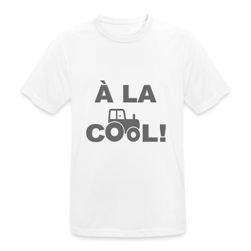 À la cool agricole ! - T-shirt respirant Homme