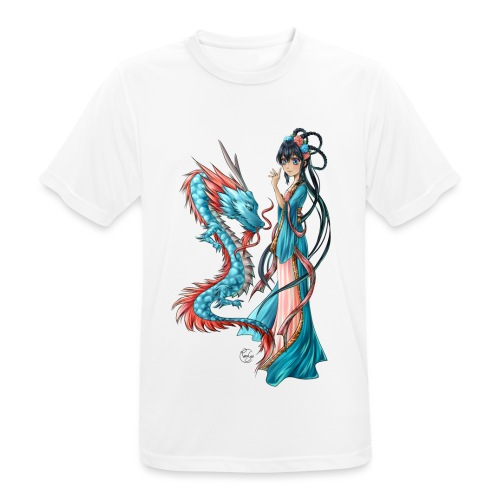 Blue Dragon - T-shirt respirant Homme
