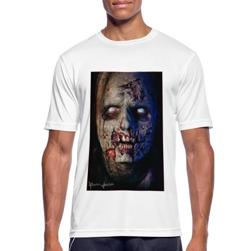 Zombie 01 - T-shirt respirant Homme