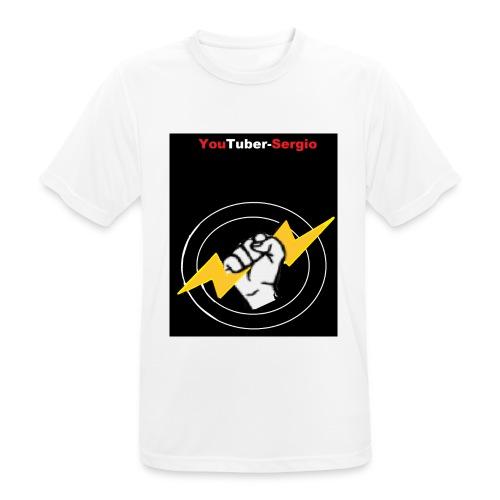 Y.T.S - Männer T-Shirt atmungsaktiv