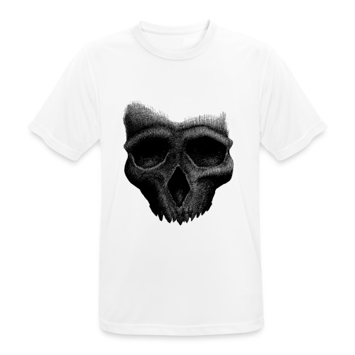 Simple Skull - T-shirt respirant Homme