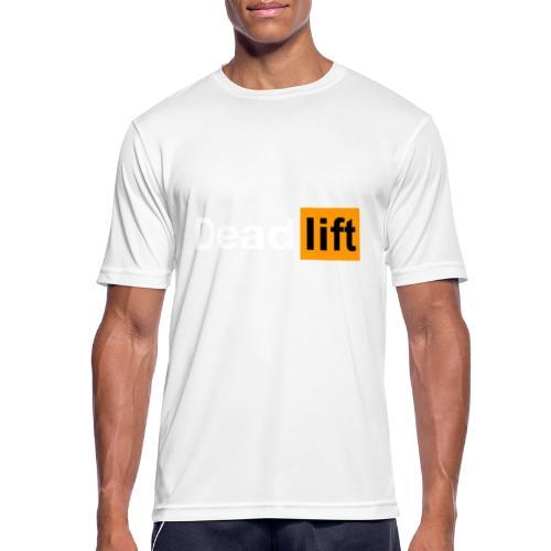 DeadLift X - T-shirt respirant Homme