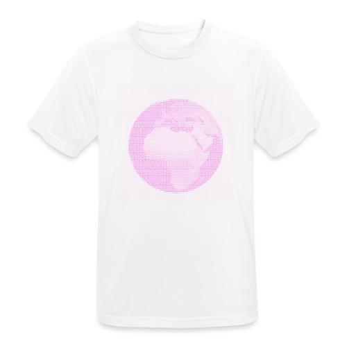Ascii-Love - Männer T-Shirt atmungsaktiv