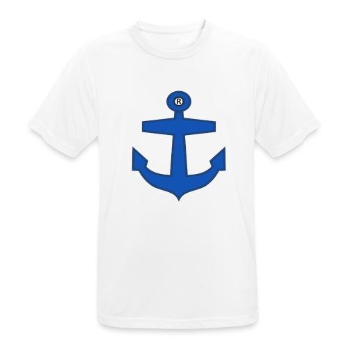 BLUE ANCHOR CLOTHES - Men's Breathable T-Shirt