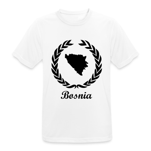 Connect ExYu Shirt Bosnia - Men's Breathable T-Shirt