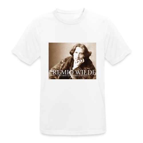 Wilde european award - Maglietta da uomo traspirante