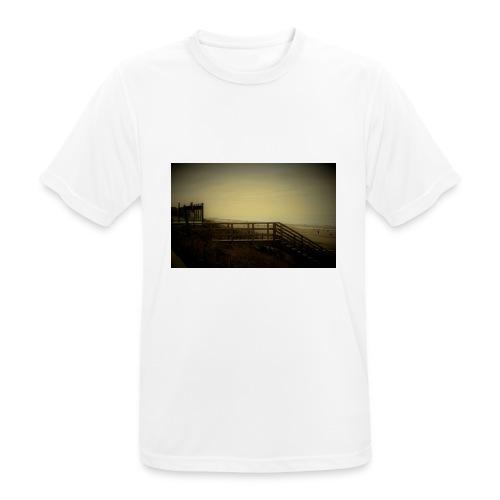 Steg - Männer T-Shirt atmungsaktiv