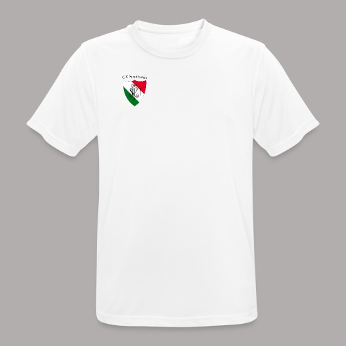Wappen Struthonia (vorne) - Männer T-Shirt atmungsaktiv