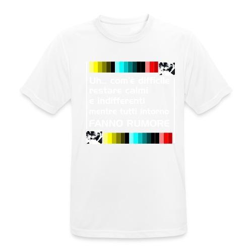 LA VOCE DEL PADRONE - Maglietta da uomo traspirante