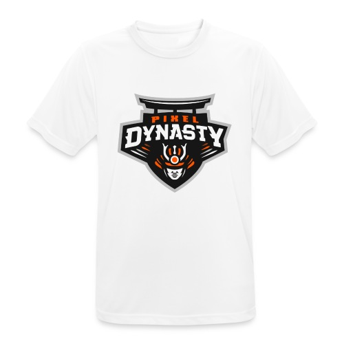 logo transparent - Men's Breathable T-Shirt