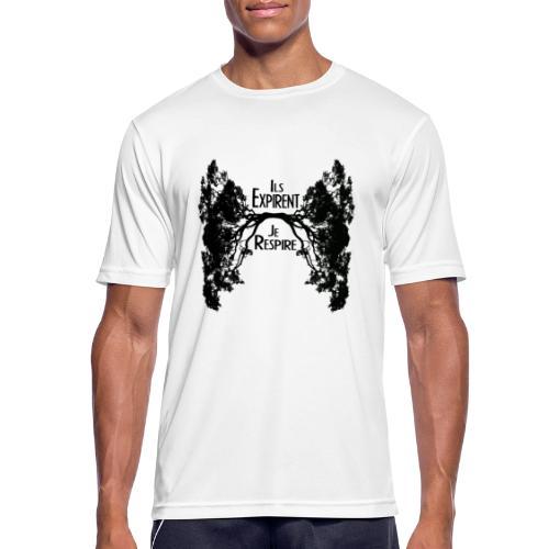 Oxygène - T-shirt respirant Homme