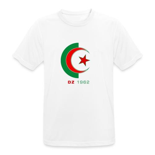 logo 3 sans fond dz1962 - T-shirt respirant Homme