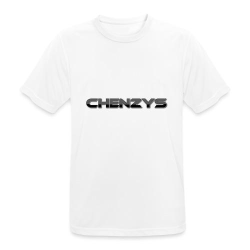 Chenzys print - Herre T-shirt svedtransporterende