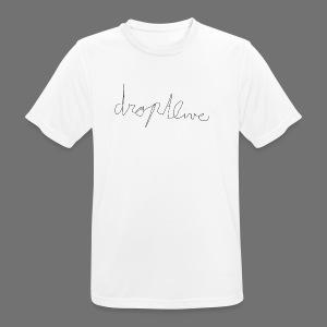 DropAlive - mannen T-shirt ademend