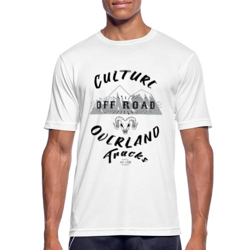 Overland Culture - Camiseta hombre transpirable